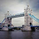 London Tower Bridge by Shootin