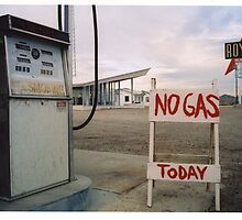 No Gas Today by Cameron McHarg