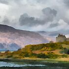 Duart Castle, Mull by Ian Midwinter