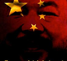 Free Ai Weiwei by Christopher Pottruff