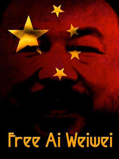 Free Ai Weiwei by Christopher Pottruff