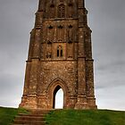 Glastonbury Tor HDR by Isaac Circuit