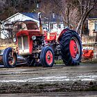 The Tractor - Spokane, WA by Arelle Hall
