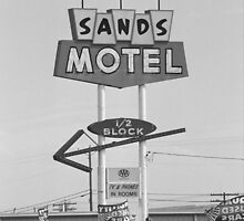Route 66 - Grants, New Mexico by Frank Romeo