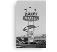 Route 66 - Grants, New Mexico Canvas Print