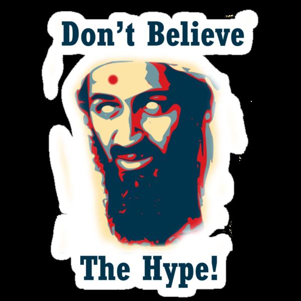 Osama bin Laden by JihadAbouGeorgi