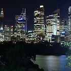 Sydney Glows by normanorly