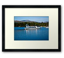 Miss Lakeland II Framed Print