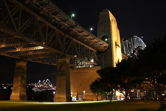 Opera Under The Bridge by John Anderson