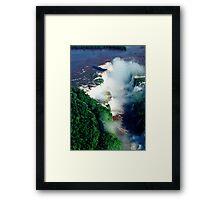 More of Iguazu Framed Print
