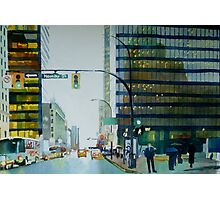 Hornby Street Photographic Print