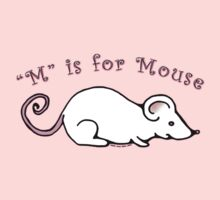 M is for Mouse by Amy-Elyse Neer