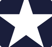 US Star Insignia (1947 to Present) Sticker