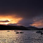 Ullapool Sunrise by Phil Millar