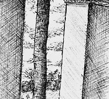 Palm 5 by W. H. Dietrich