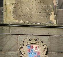 At King Charles Tower, Chester. UK by AnnDixon