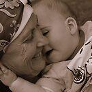 Nana and me by AgirlnamedfREd