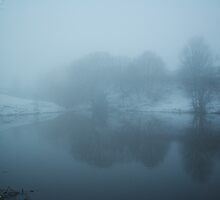 Winter's Day by Julia Hainsworth