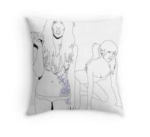 02: Maille & Vikki Throw Pillow