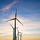 Wind Power by Mike Hendren