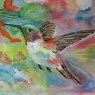 Colour 2011 Calendar by Dorothy Donovan, Watermedia Artist by ddonovan
