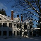 Colonial Home by LisaJPortelli