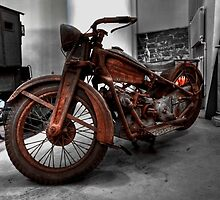 Rusty Machine by Roddy Atkinson