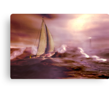 Haven Canvas Print