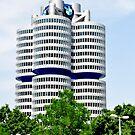 BMW Building Munich Germany by Daidalos
