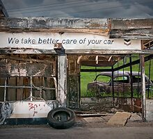 Better Car Care, no longer in Business by Randall Nyhof