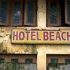 Hotel Beach by Matt Scott