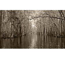 Dora Canal Photographic Print