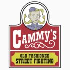Cammy's Old Fashioned Street Fighting STICKER by citizentang
