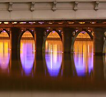 Reflective Bridge by Fiona Kersey