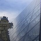 Louvre Forecourt by embrumby