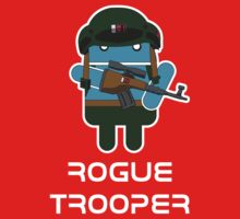 Rogue Trooper - 2000 A[ndroi]D Kids Clothes