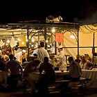 Food Stalls of Jemaa El Fna by Neil Clarke