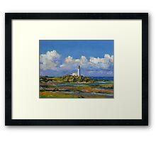 Turnberry Lighthouse Framed Print