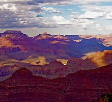 From The South Rim (View Large) by ☼Laughing Bones☾