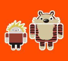 Boydroid and Tigerdroid Kids Clothes