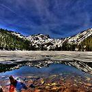 Sardine Lake Resort / Sierra Buttes by flyfish70