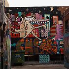 St.Kilda Alley Rat by Kazzii