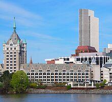SUNY - Albany NY by John Schneider