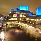 The National Theatre by James  Monk