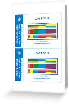 Love Focus by InnerSelfEnergy