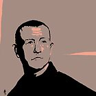 "Steve ""Interesting"" Davis by Redbarron"