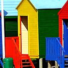 Colour Me In - Kalk Bay by George Moolman