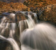 Fairy Pools (2) by Karl Williams