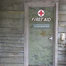 First Aid Door Dollywood Pigeon Forge, Tennessee by Misty Lackey