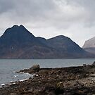 The Cuillins by Ville Vuorinen